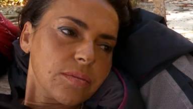"""La gran contradicción de Olga Moreno que deja al descubierto su estrategia con Rocío Carrasco: """"Me da algo"""""""