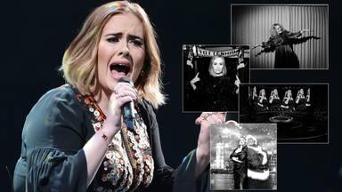 Adele ha experimentado un cambio en las redes sociales a la vez que con su físico