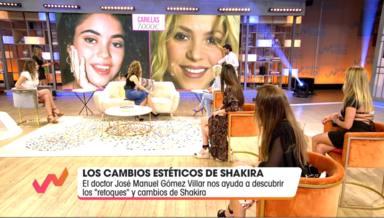"""'Viva la vida' revela un retoque estético de Shakira que nadie podría imaginar: """"Imposible de manera natural"""