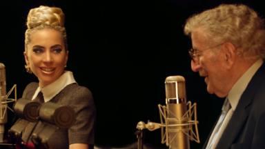 Lady Gaga y Tony Benett estrenan el tráiler del álbum 'Love For Sale' que les unió 10 años después