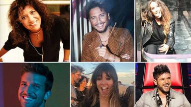 Las sonrisas más contagiosas de los artistas