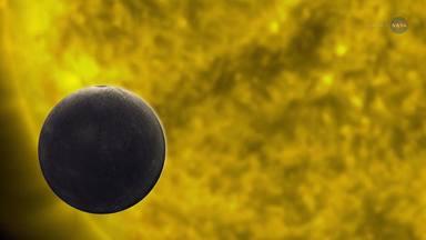 Avui Mercuri passarà per davant del Sol