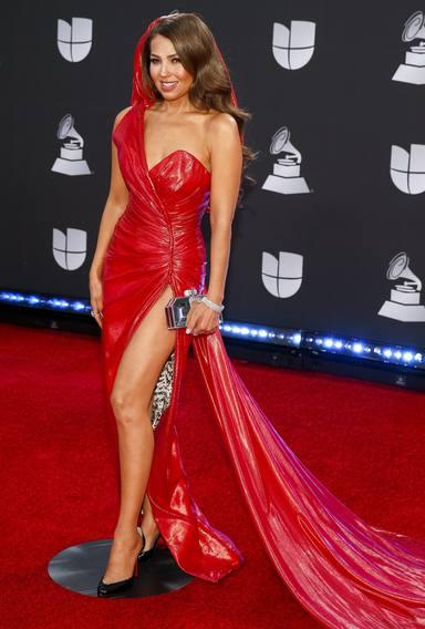 Thalía en los Latin Grammy