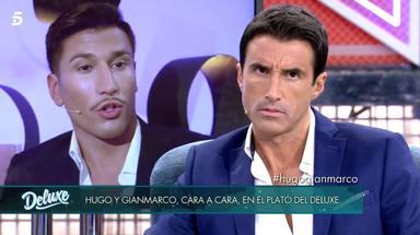 Dos hombres y un destino: Hugo Sierra y Gianmarco se ven las caras por primera vez
