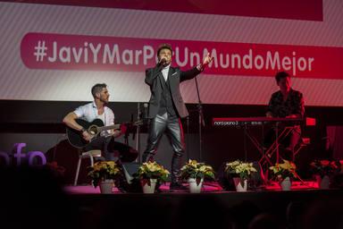 Blas Cantó: Mi canción para Eurovisión será la primera de una nueva etapa