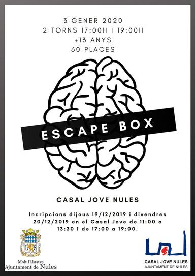 Escape Room Nules