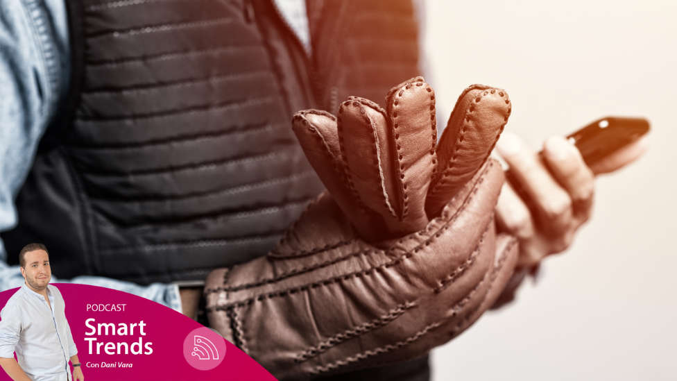 Smart trends 37: Guantes calefactables