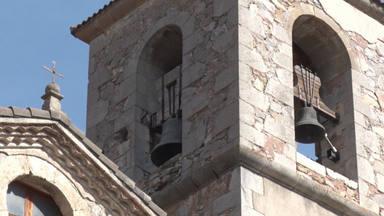 El poble deGombrèn, al Ripollès, votarà si vol que sonin les campanes mentre dormen