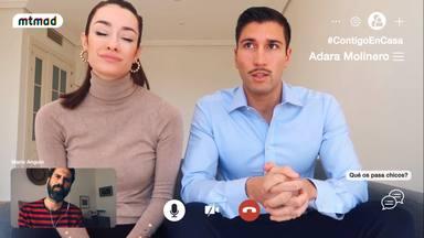 La ruptura en directo de Gianmarco y Aadara
