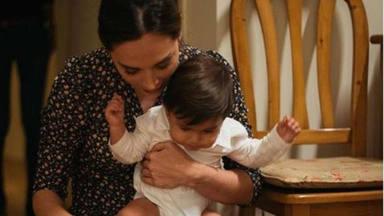 Miguel, el hijo de Ana Boyer y Fernando Verdasco, el mejor apoyo para Tamara Falcó