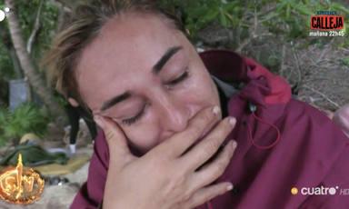 Ana María Aldón llora al no recordar la cara de su hijo José María