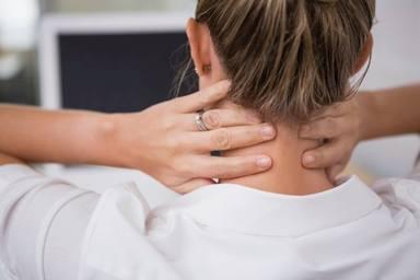 Has patit alguna vegada una fuetada al coll mentre conduïes?