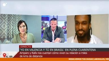 Una petición de mano en directo pone de los nervios a Joaquín Prat en 'Cuatro al día'