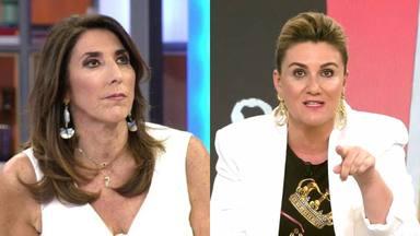 Paz Padilla y Carlota Corredera enfrentadas en 'Sálvame'