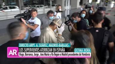 El ataque de ansiedad de Ana María Aldón