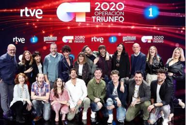 Afterwork, el apoyo fiel a Operación Triunfo 2020