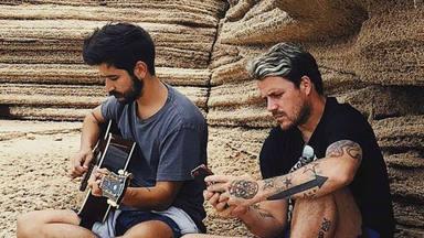 """Dani Martín y Camilo bailan su amistad al son de """"Vida de Rico"""""""