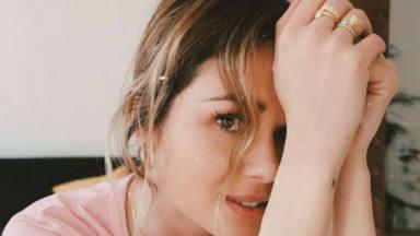 Dafne Fernández se sincera sobre su embarazo