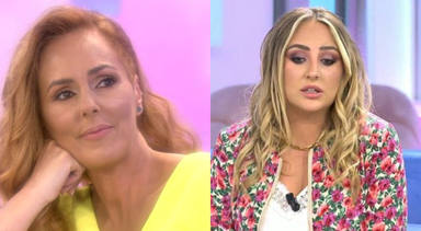 Revelan la estrategia de Rocío Flores para evitar encontrarse con Rocío Carrasco en los pasillos de Telecinco