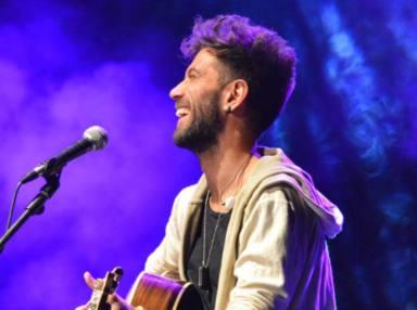 Diego Cartón, guitarrista de Cepeda