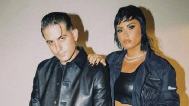 Demi Lovato anuncia nueva canción con el rapero estadounidense G-Eazy que titularán 'Breakdown'