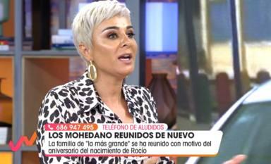 """El verdadero motivo por el que Ana María Aldón no acude al homenaje a Rocía Jurado: """"No me gustaría"""""""