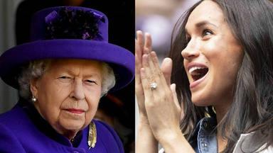 Nueva polémica en la corona británica: la Reina Isabel, molesta con Meghan Markle por su escapada a Nueva York