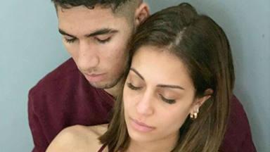 Hiba Abouk ya es madre de su primer hijo junto al futbolista Achraf Hakimi