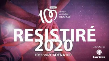 RESISTIRÉ 2020 a beneficio de cáritas