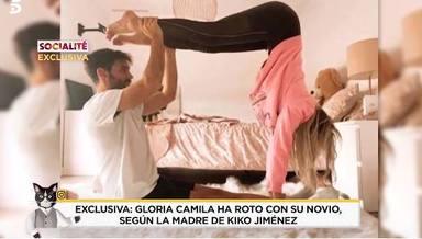 Gloria Camila rompe con su novio David en medio de la cuarentena