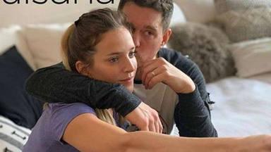 Michel Buble y su esposa revolucionan las redes con esta imagen