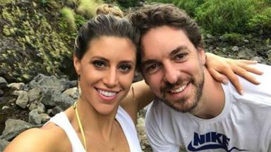 Pau Gasol y Cat McDonell, padres por primera vez