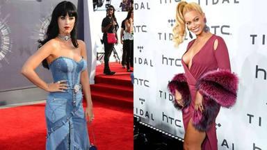 Beyoncé se une a las celebraciones de la nueva hija de Katy Perry y Orlando Bloom