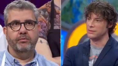 Jordi Cruz y 'Flo' en 'Masterchef Celebrity'