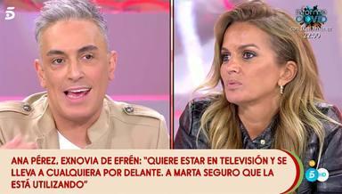 Marta López Kiko Hernández por Efrén