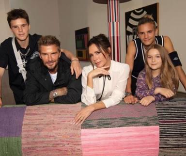 Todos los detalles del documental de los Beckham