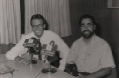 Alfonso Arús y Jorge Salvador