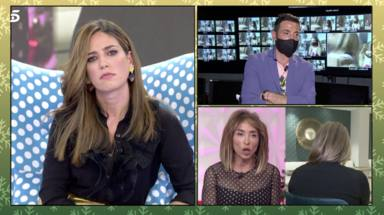 Nuria Marín enfadada y tajante contra Antonio David Flores