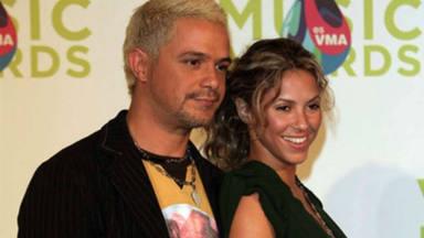 La felicitación de Alejandro Sanz a Shakira en la que desvela uno de sus mayores secretos
