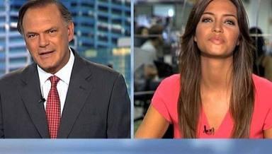 La cara desconocida de Piqueras: su reciente enfermedad y el enfrentamiento con otro presentador por una mujer
