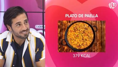 David Bustamante revela en CADENA 100 el ingrediente imprescindible en su tortilla de patata: Por favor...
