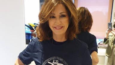 Ana Rosa Quintana, reina de la felicidad en Instagram, según un estudio