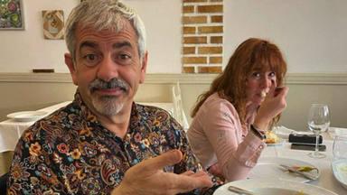 La bonita declaración de amor de Carlos Sobera a su mujer Patricia que ha derretido a sus 'followers'
