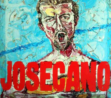 Portada del disco que sacó el solitario José María Cano tras la disolución de Mecano