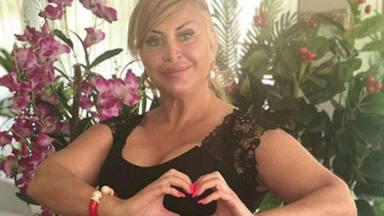 Raquel Mosquera, ex mujer de Pedro Carrasco