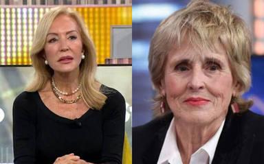 Carmen Lomana ataca a Mercedes Milá por su físico