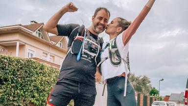 Verdeliss y su marido vía Instagram