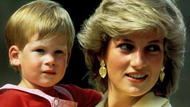 El príncipe Harry dedica unas emocionantes palabras a su madre Lady Di