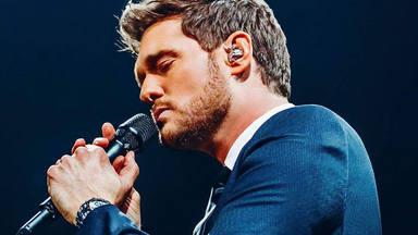 Así serán los conciertos de Michael Bublé en España