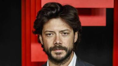 Álvaro Morte, actor que da vida a El Profesor en 'La casa de papel'